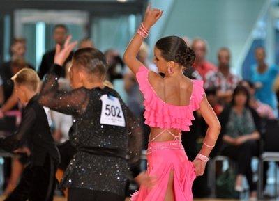 Kinder und Jugendliche beim International Dance Masters Mannheim 2012 - 8