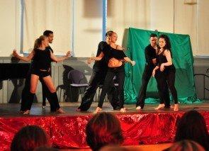 Kontraste - Berliner Tanzsportler