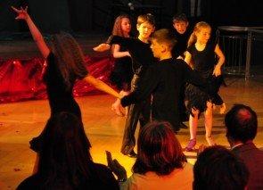 Kontraste - junge Berliner Tanzsportler