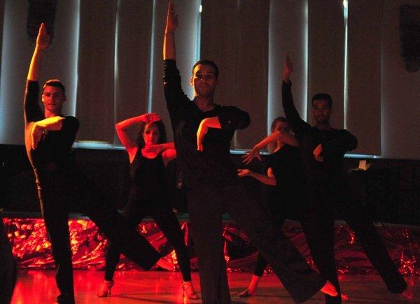Kontraste - Moderner Berliner Tanzsport