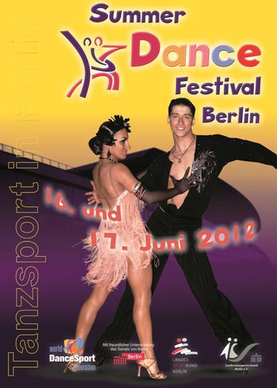 Summer Dance Festival Berlin 2012