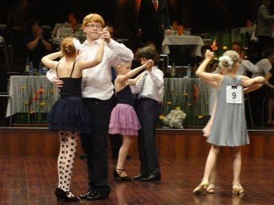 Tanzfest in Mannheim auch mit den Jüngsten
