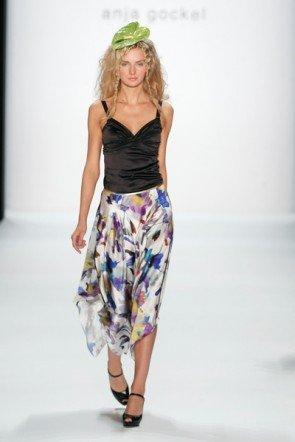 Mode von Anja Gockel zur Fashion Week Berlin im letzten Jahr