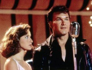 Dirty Dancing mit Patrick Swayze und Jennifer Grey - Filmszene