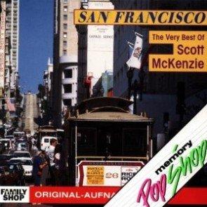 San Francisco mit Scott McKenzie