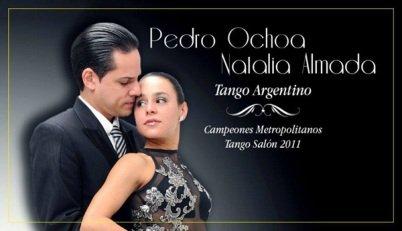 Tango mit Pedro Ochoa - Natalia Almada