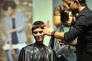 Auf dem Weg zur Kurzhaar-Frisur 2