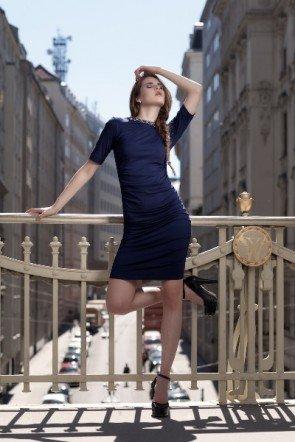 Kleid aus der Mode Herbst-Winter 2012-2013 Angel of Pleasure - Foto: © Michael Taborsky