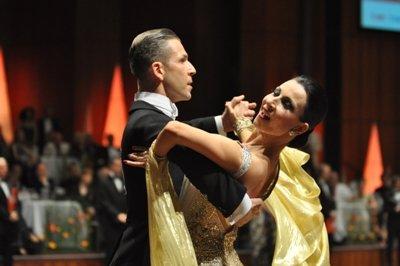 Sascha und Natascha Karabey - WM Standard 2013 - amtierende Deutsche Meister Standard der Tanz-Profi