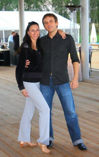 Andreas Klik und Kerstin Uhlig aus Hamburg