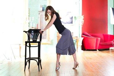 Dancewear von Mava Lou - Foto: © Elan Fleisher 2012