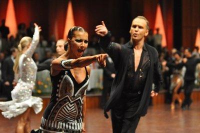 Markus Homm - Ksenia Kasper - Deutsche Meister Latein-Tänze 2012 bei den Profis