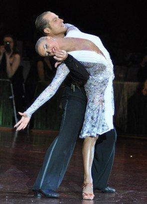 Riccardo Cocchi - Yulia Zagoruychenko - Weltmeister Latein-Tänze bei den Profis
