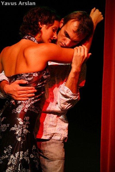 Tango-Tanz-Theater Kambras in Deutschland und der Schweiz