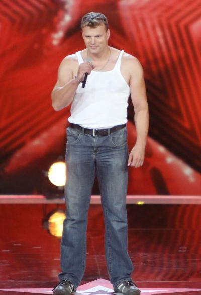 Andreas Böhme beim Supertalent 2012 - Foto: (c) RTL / Andreas Friese