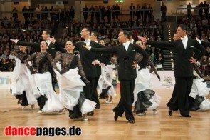 Braunschweiger TSC - Deutscher Meister Standard-Formationen 2012 - Foto: (c) Peter Schmitz