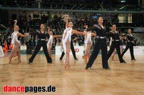 GGC Bremen - Deutsche Meister Latein-Formationen 2012 - Foto: (c) Peter Schmitz