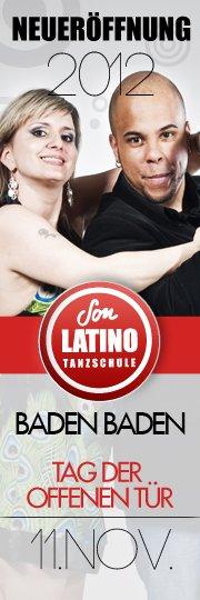 Tag der offenen Tür Son Latino Baden Baden 11. November 2012