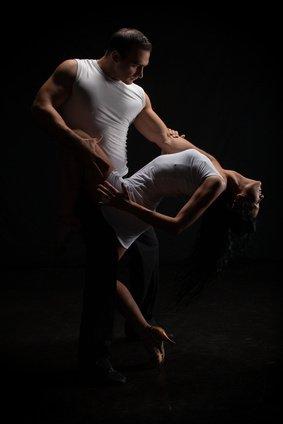Salsa - Tanzpaar - Foto: © Dmitriy Melnikov - Fotolia.com