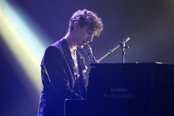 Supertalent 2012 ist Jean-Michel Aweh - Foto: (c) RTL / Stefan Gregorowius
