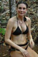 Claudelle Deckert im Dschungel-Camp IBES 2013 - Foto: (c) RTL / Stefan Menne