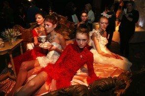 Frida Weyer mit Mode für Prinzessinnen auf der Fashion Week Berlin 2013 - 3