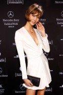 Karlie Kloss auf der Mercedes Benz Fashion Week Berlin 2013 (Januar)