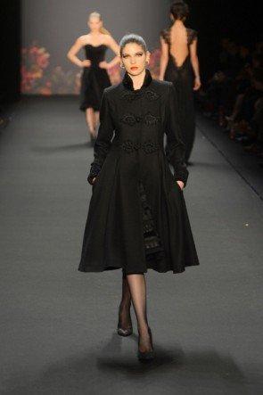 Lena Hoschek zur Mercedes Benz Fashion Week 2013 Januar - 03