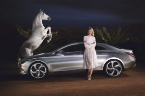 Mercedes Benz Fashion Week Berlin 2013 Januar - Key Visual