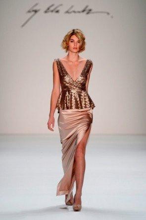 Mode von Minx by Eva Lutz zur MB Fashion Week Berlin 2013 - 03