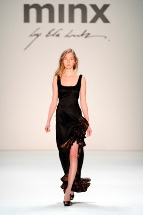 Mode von Minx by Eva Lutz zur MB Fashion Week Berlin 2013 - 04