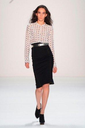 Mode von Minx by Eva Lutz zur MB Fashion Week Berlin 2013 - 06