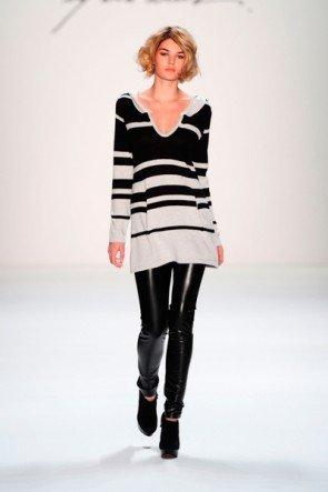 Mode von Minx by Eva Lutz zur MB Fashion Week Berlin 2013 - 09