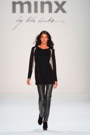 Mode von Minx by Eva Lutz zur MB Fashion Week Berlin 2013 - 14