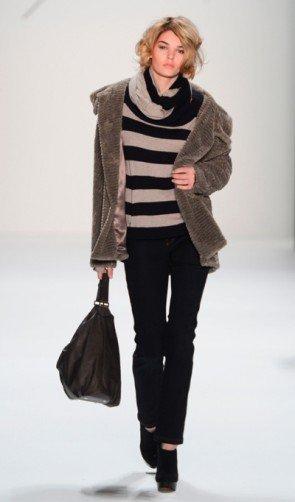 Mode von Minx by Eva Lutz zur MB Fashion Week Berlin 2013 - 15