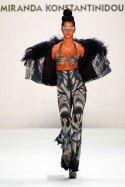 Mode von Miranda Konstantinidou zur letzten Fashion Week Berlin 2013