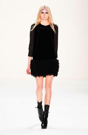 Rebekka Ruetz - Mode zur Fashion Week 2013 Berlin Januar - 2