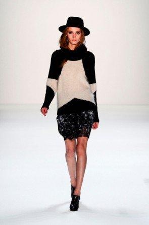 Schöne Wintermode von Lala Berlin zur Fashion Week Berlin 2013 (Januar) - 1