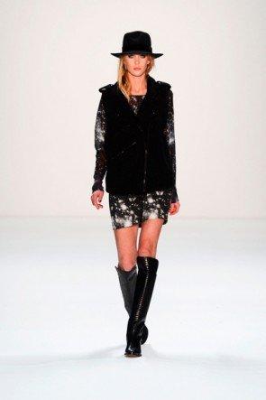 Schöne Wintermode von Lala Berlin zur Fashion Week Berlin 2013 (Januar) - 2