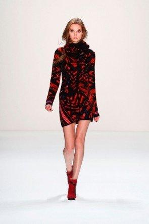 Schöne Wintermode von Lala Berlin zur Fashion Week Berlin 2013 (Januar) - 3