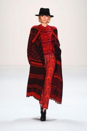 Schöne Wintermode von Lala Berlin zur Fashion Week Berlin 2013 (Januar) - 4