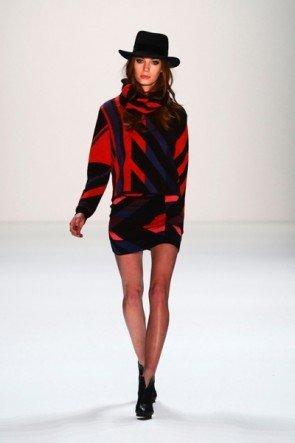 Schöne Wintermode von Lala Berlin zur Fashion Week Berlin 2013 (Januar) - 5