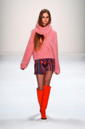 Schöne Wintermode von Lala Berlin zur Fashion Week Berlin 2013 (Januar) - 7