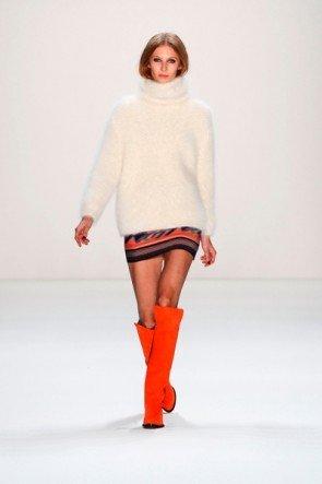 Schöne Wintermode von Lala Berlin zur Fashion Week Berlin 2013 (Januar) - 9