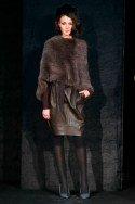 Wintermode 2013 - 2014 von Schacky und Jones zur Fashion Week Berlin - 2