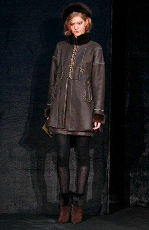 Wintermode 2013 - 2014 von Schacky und Jones zur Fashion Week Berlin - 3