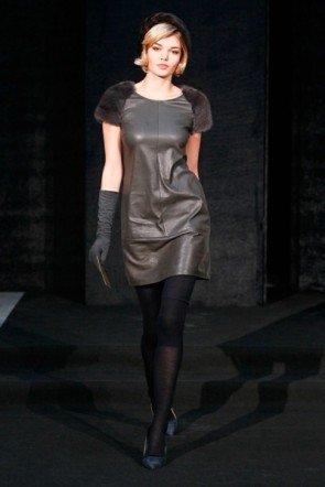 Wintermode 2013 - 2014 von Schacky und Jones zur Fashion Week Berlin - 5