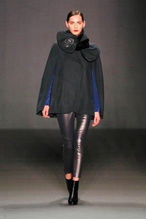 Wintermode von Schumacher zur Mercedes Benz Fashion Week 2013 - 1
