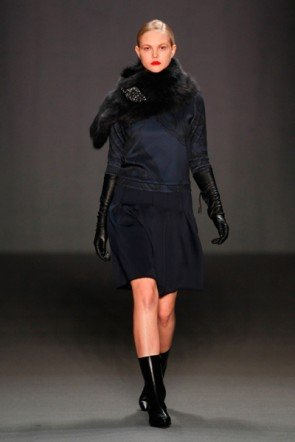 Wintermode von Schumacher zur Mercedes Benz Fashion Week 2013 - 2