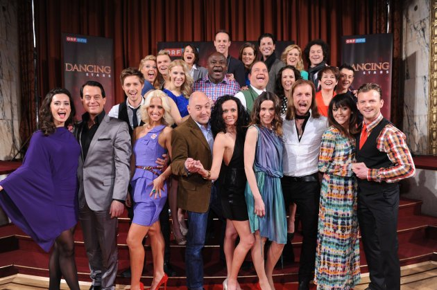 Die ORF- Dancing Stars 2013 - Foto: (c) ORF/Ali Schafler